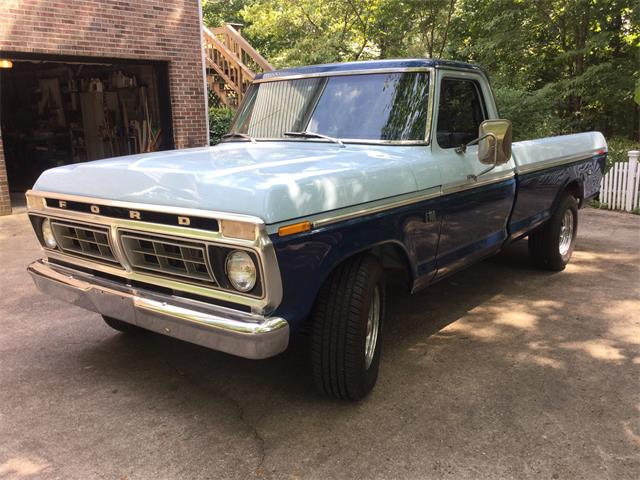 Picture of 1976 Ford F100 located in Birmingham  Alabama - $12,500.00 Offered by a Private Seller - PVBY