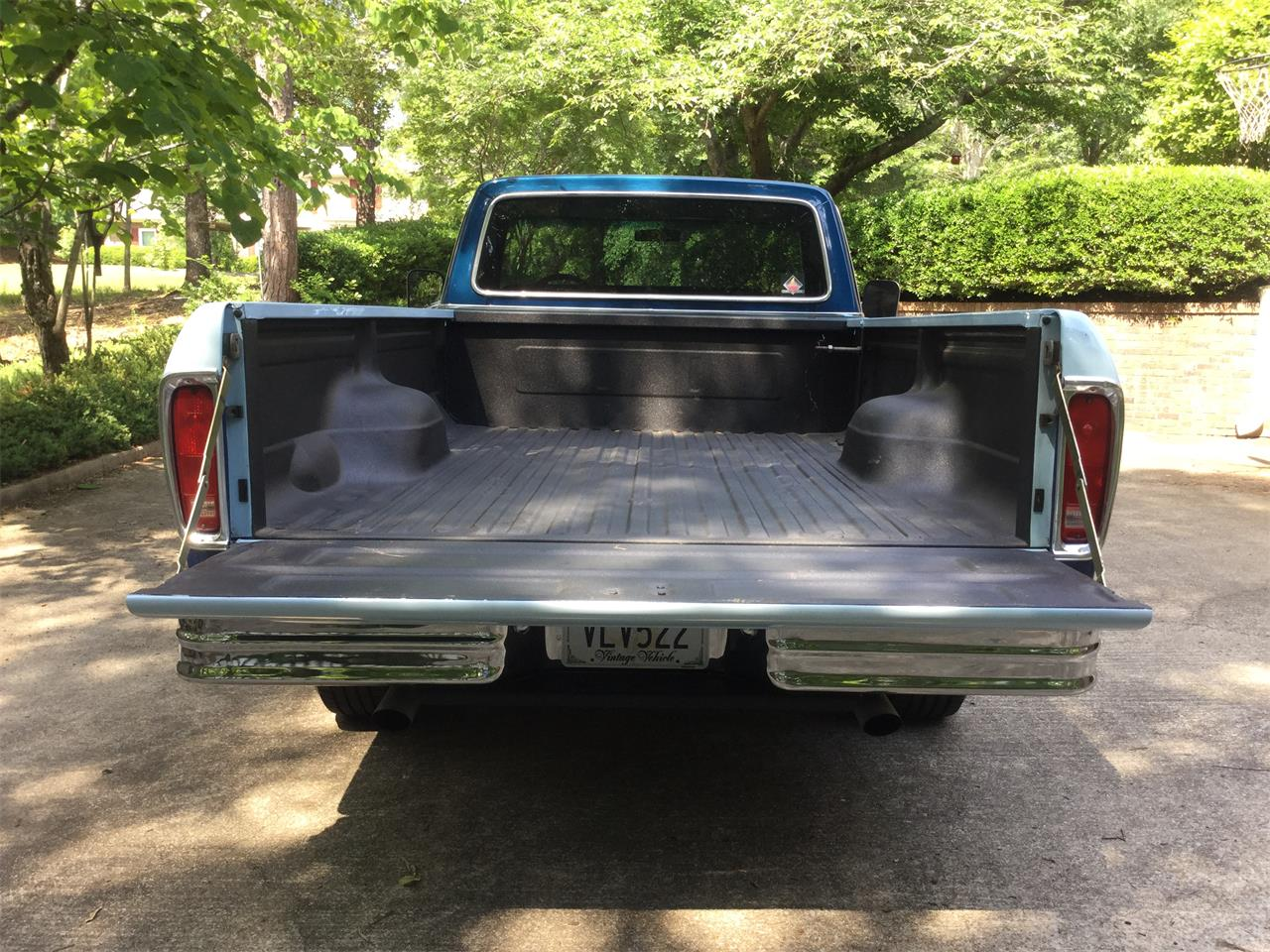 Large Picture of '76 F100 - PVBY
