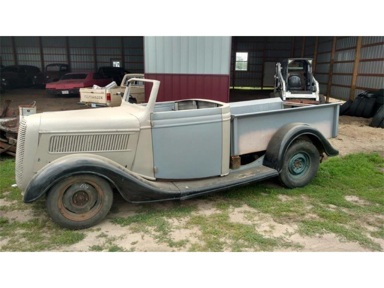 Large Picture of '37 Pickup - PVBZ