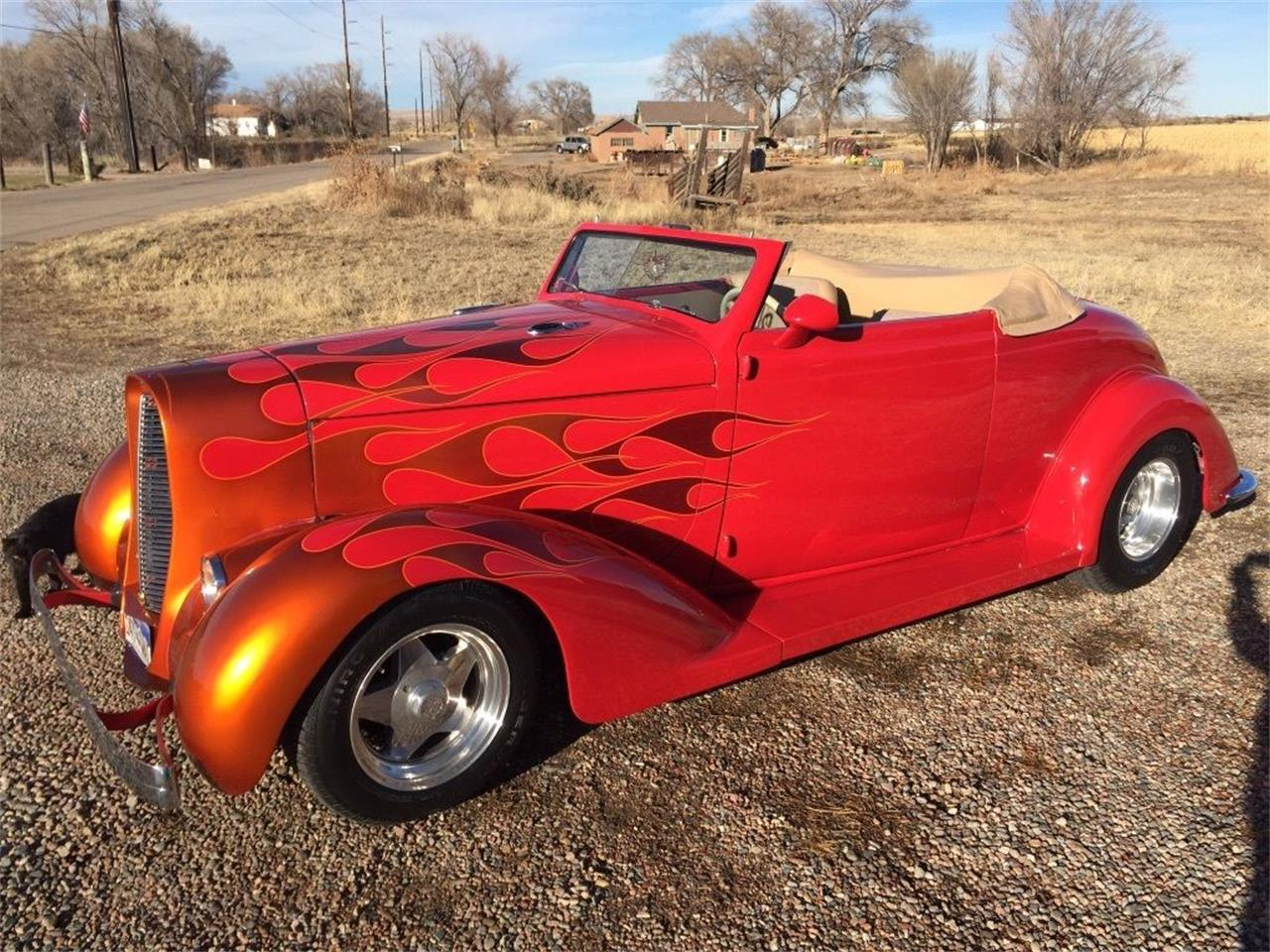 Large Picture of '36 Coupe located in Colorado - $29,995.00 - PVC7