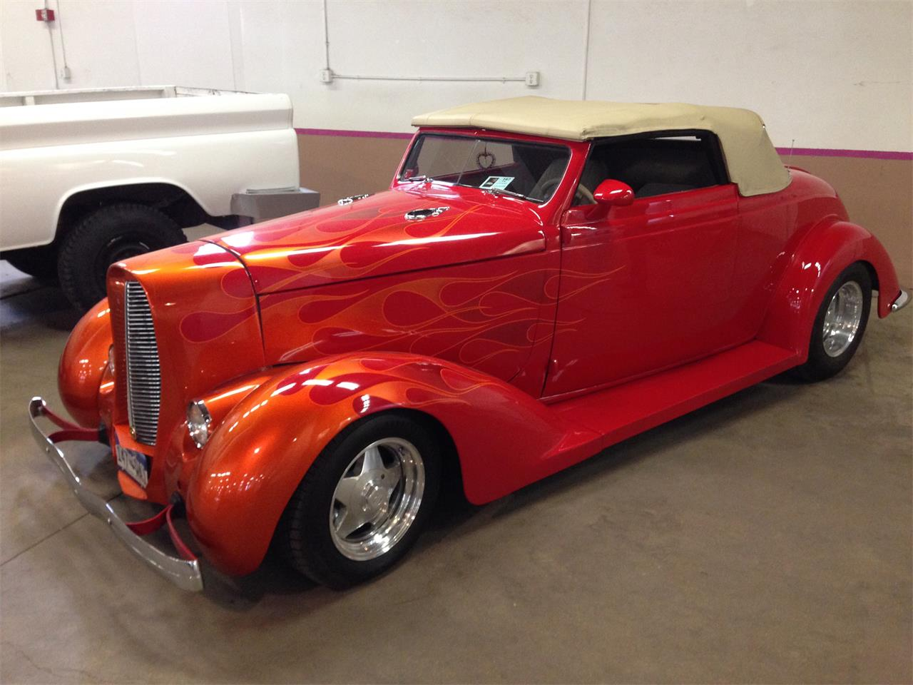 Large Picture of '36 Chrysler Coupe located in Pueblo Colorado - $29,995.00 - PVC7