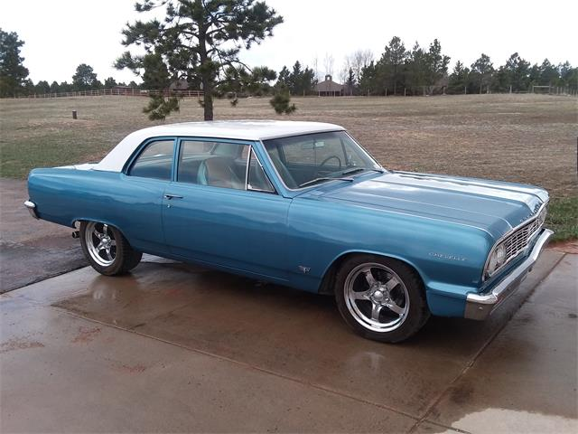 1964 Chevrolet Chevelle for Sale on ClassicCars com on ClassicCars com