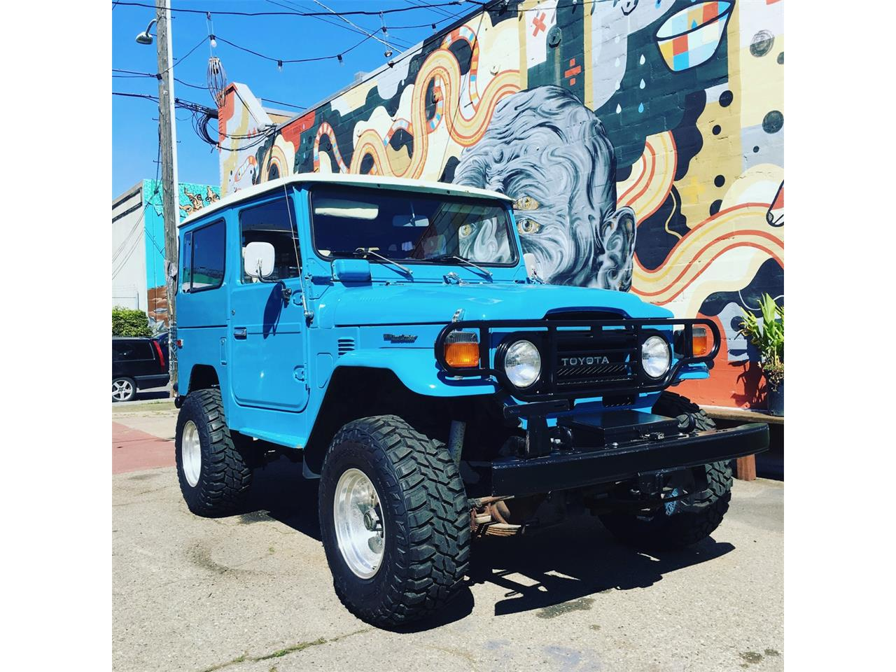 Large Picture of '77 Land Cruiser FJ - PVCF