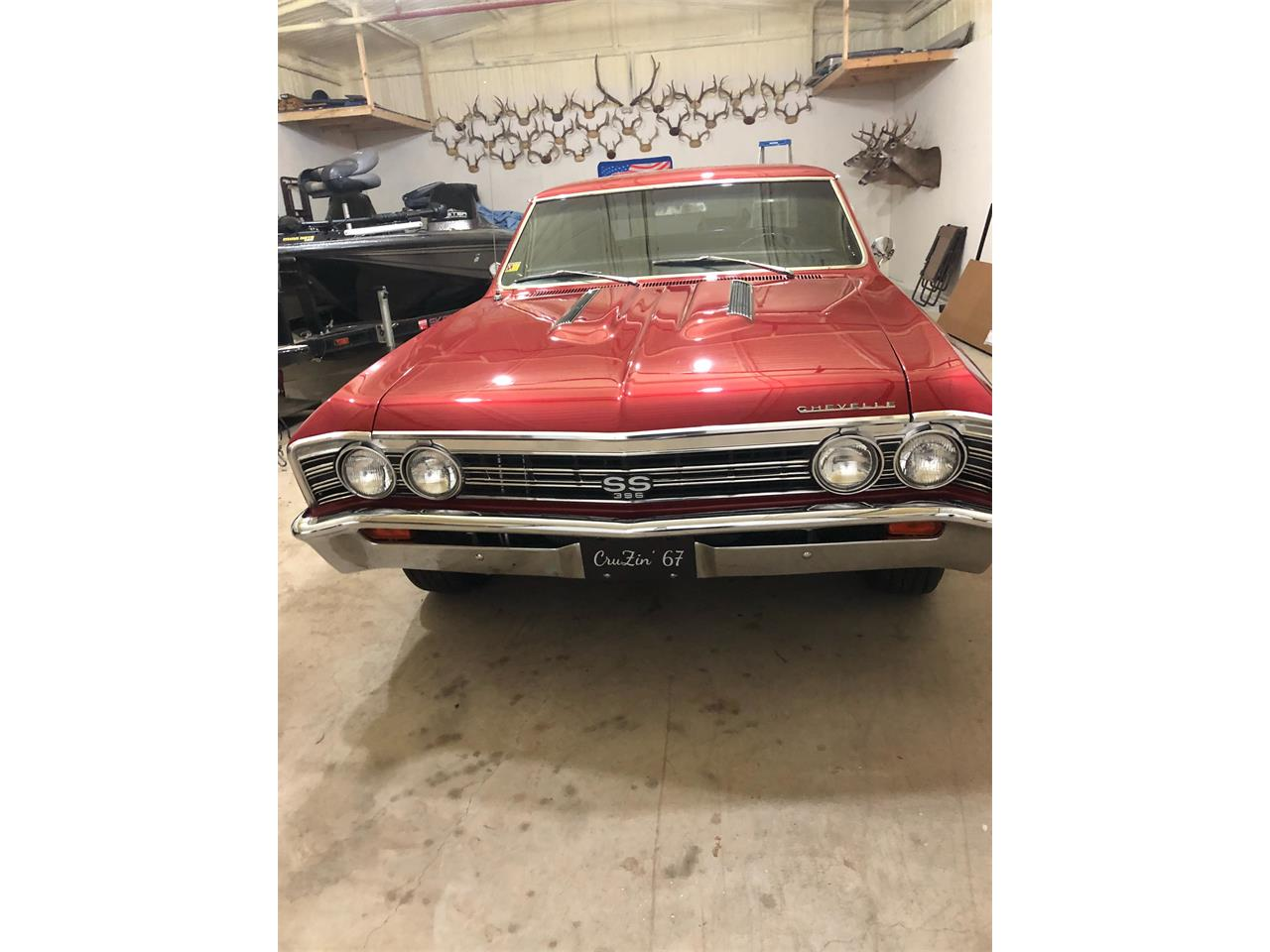 Large Picture of '67 Chevelle SS - PVCK