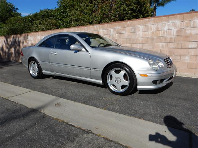 Picture of '02 CL600 - PVCL