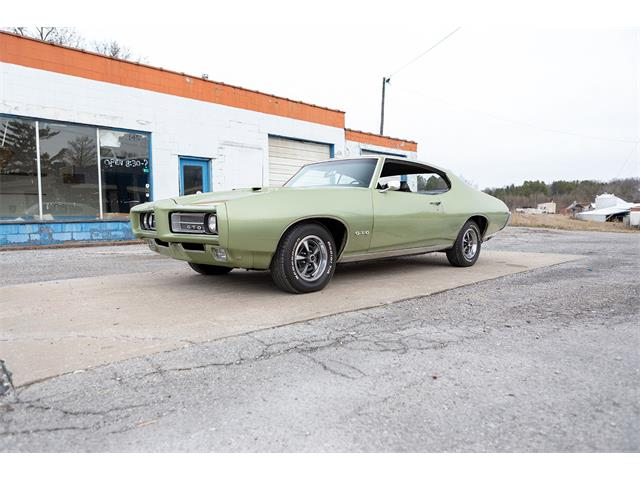 Picture of '69 GTO located in DONGOLA Illinois - PQGV