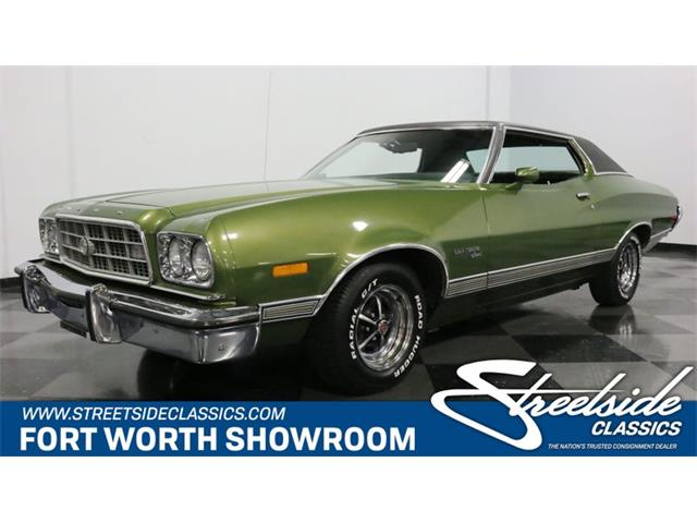 Classic Ford Gran Torino for Sale on ClassicCars com on