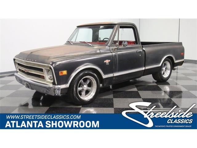 1968 Chevrolet C10 For Sale On Classiccarscom