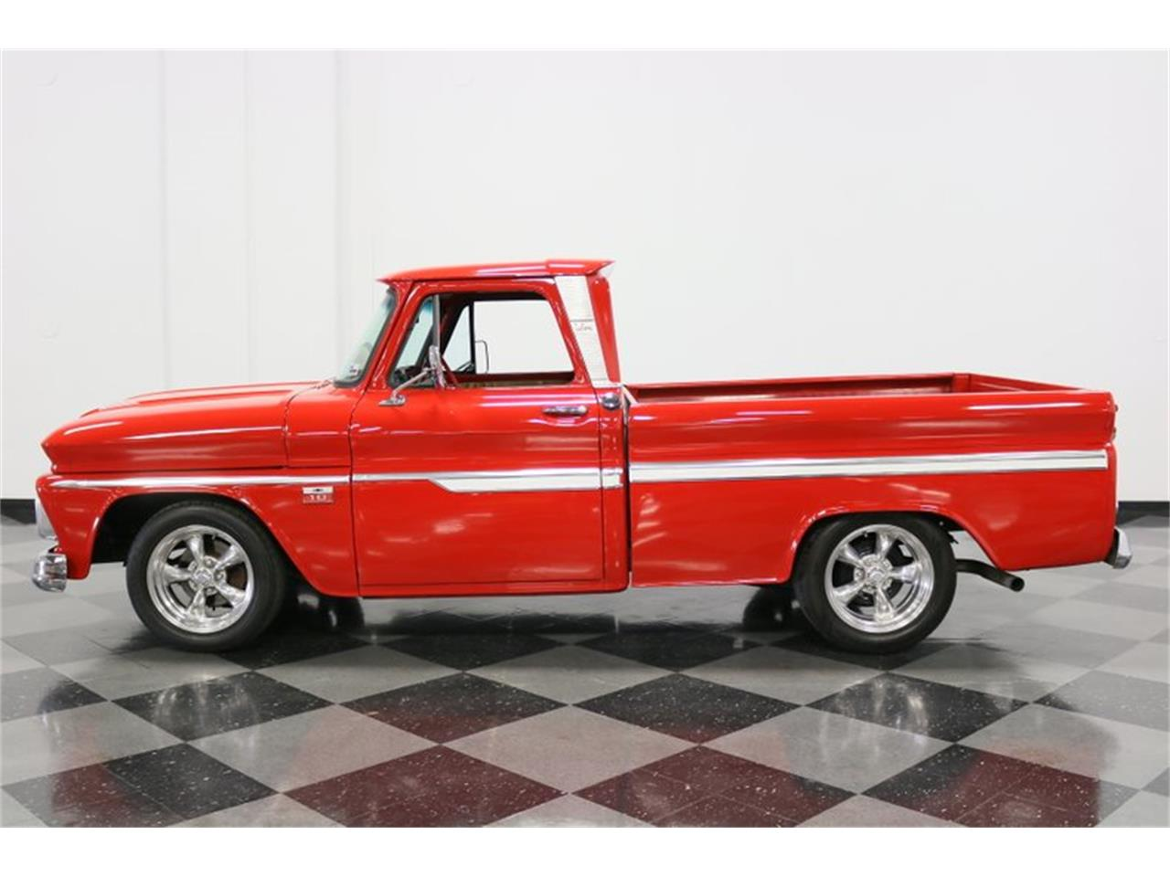 Large Picture of Classic '66 C10 located in Ft Worth Texas Offered by Streetside Classics - Dallas / Fort Worth - PVCV