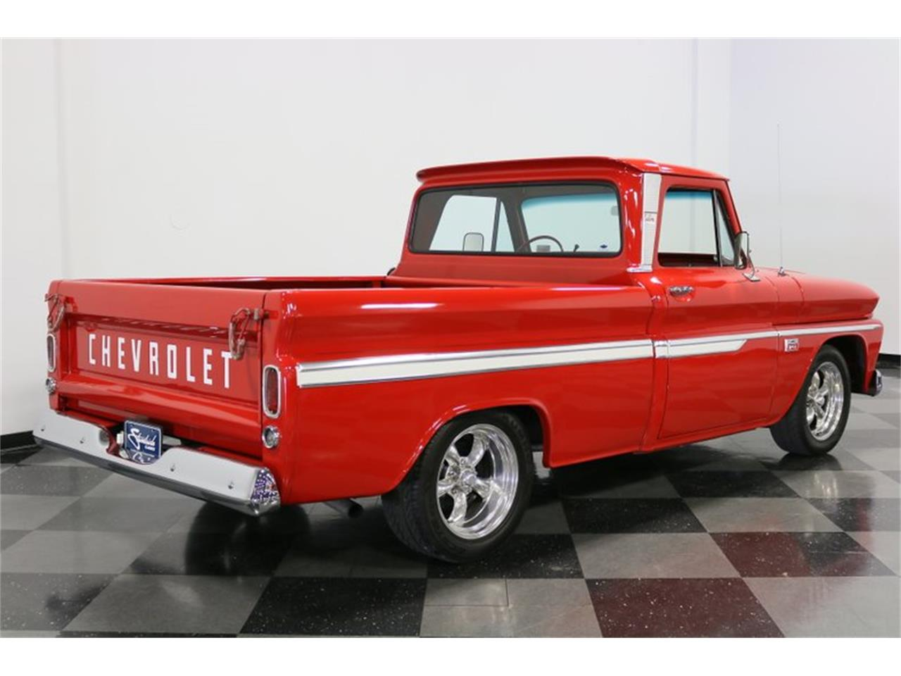 Large Picture of '66 Chevrolet C10 located in Ft Worth Texas - PVCV