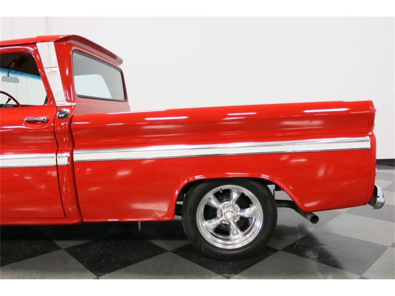 Large Picture of 1966 C10 located in Ft Worth Texas Offered by Streetside Classics - Dallas / Fort Worth - PVCV