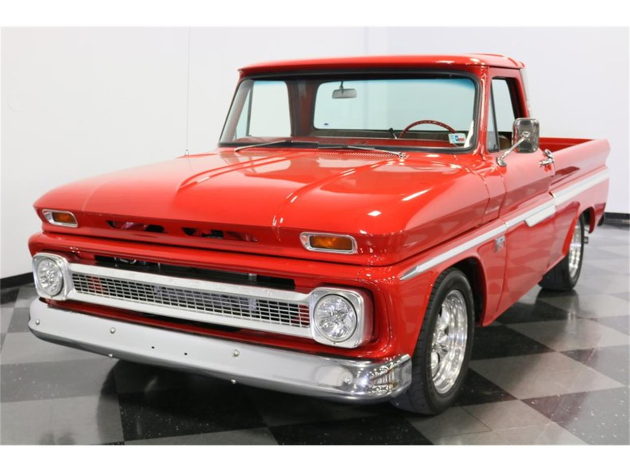 Large Picture of 1966 Chevrolet C10 located in Ft Worth Texas - $32,995.00 Offered by Streetside Classics - Dallas / Fort Worth - PVCV
