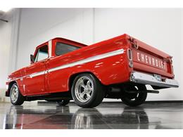 Picture of Classic '66 Chevrolet C10 Offered by Streetside Classics - Dallas / Fort Worth - PVCV