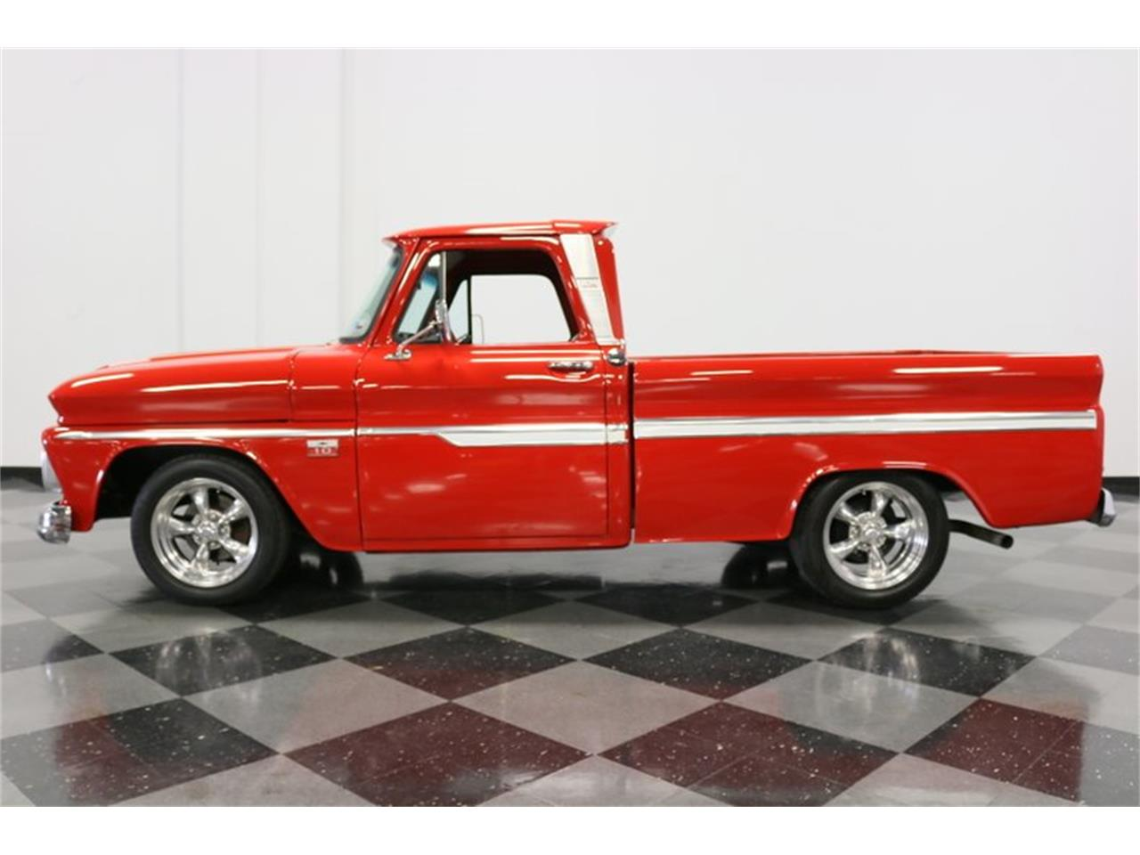 Large Picture of 1966 Chevrolet C10 located in Texas - $32,995.00 Offered by Streetside Classics - Dallas / Fort Worth - PVCV