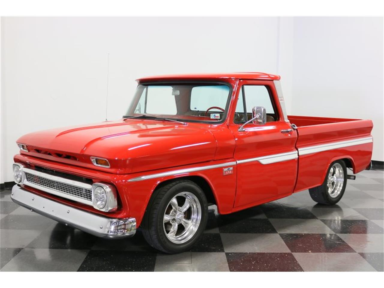 Large Picture of Classic '66 Chevrolet C10 located in Texas - PVCV