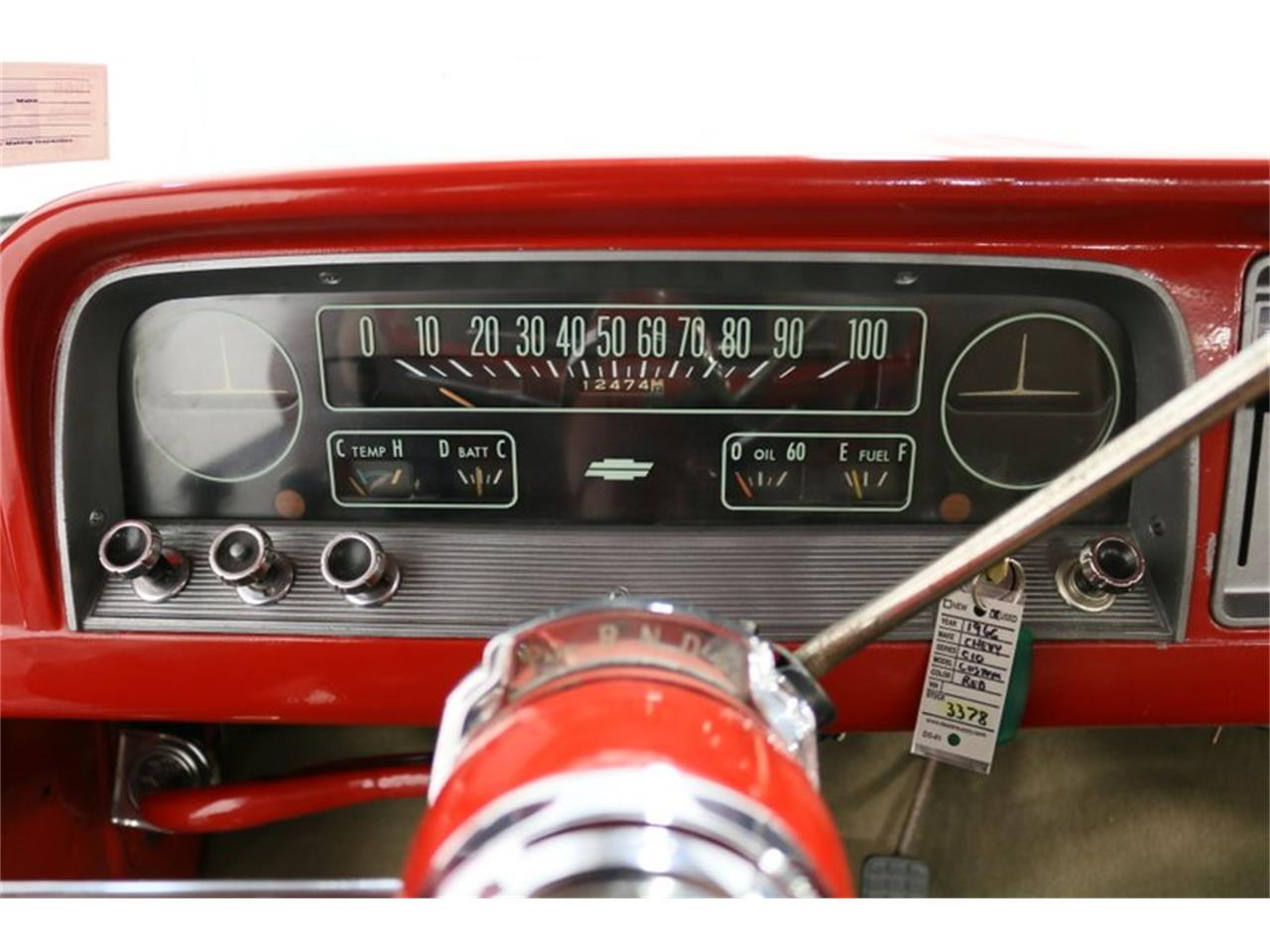 Large Picture of 1966 C10 Offered by Streetside Classics - Dallas / Fort Worth - PVCV