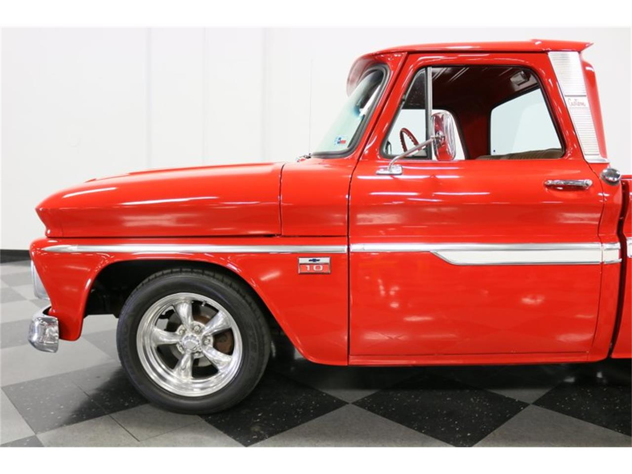 Large Picture of '66 C10 located in Texas Offered by Streetside Classics - Dallas / Fort Worth - PVCV