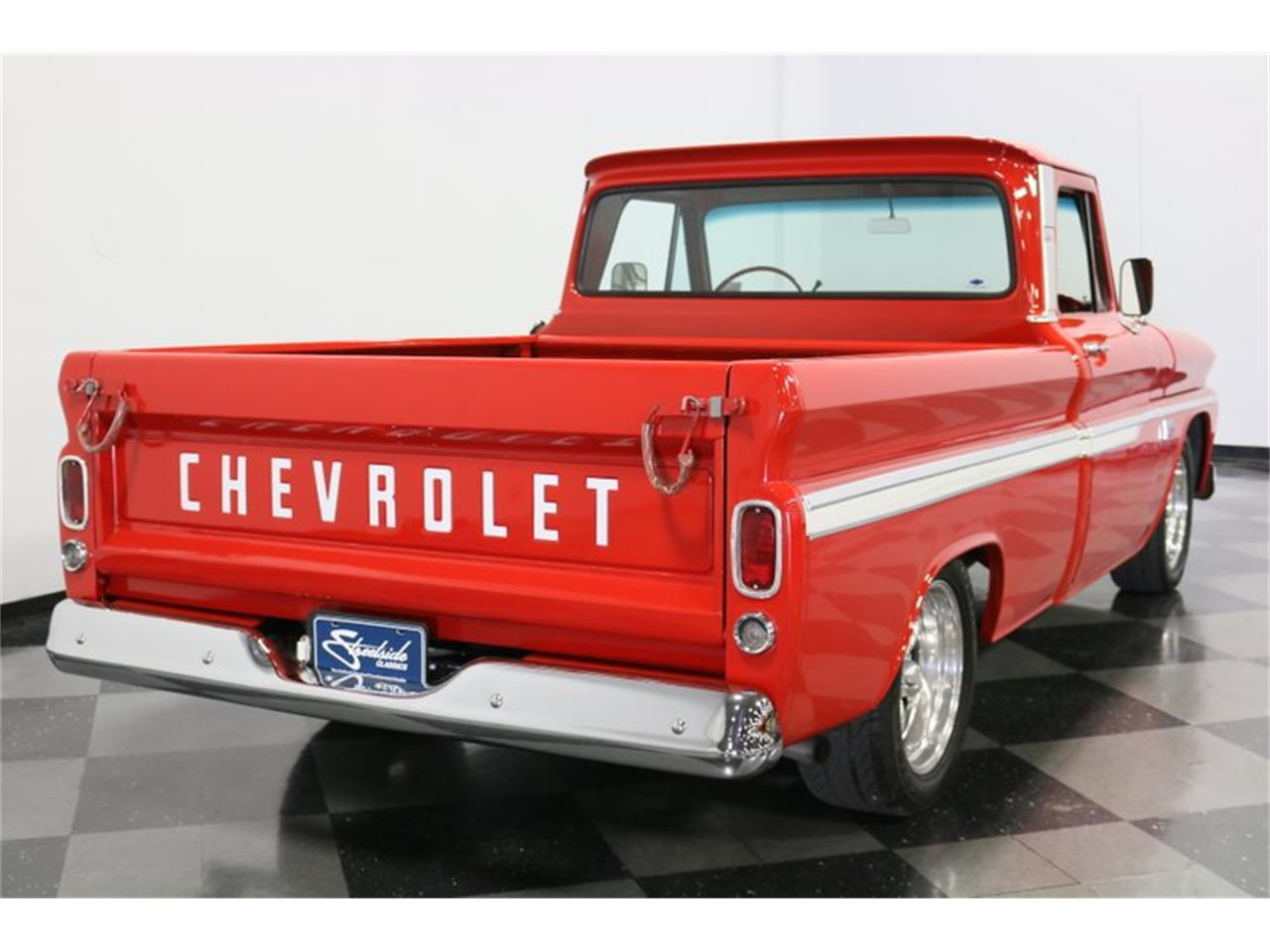 Large Picture of '66 Chevrolet C10 Offered by Streetside Classics - Dallas / Fort Worth - PVCV