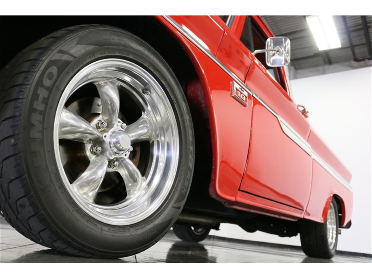 Large Picture of Classic 1966 C10 Offered by Streetside Classics - Dallas / Fort Worth - PVCV