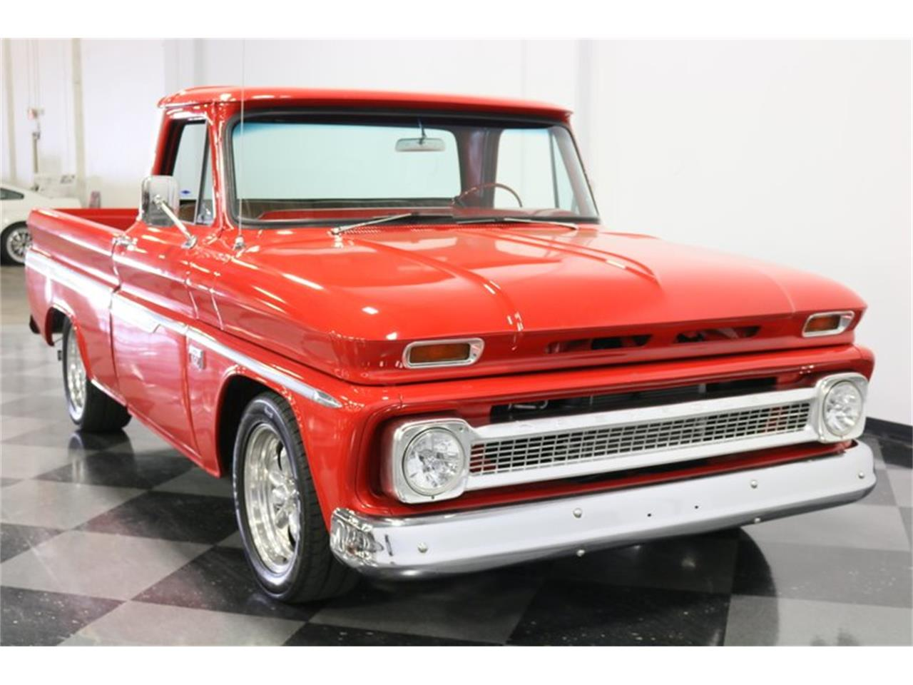 Large Picture of Classic '66 Chevrolet C10 located in Texas Offered by Streetside Classics - Dallas / Fort Worth - PVCV
