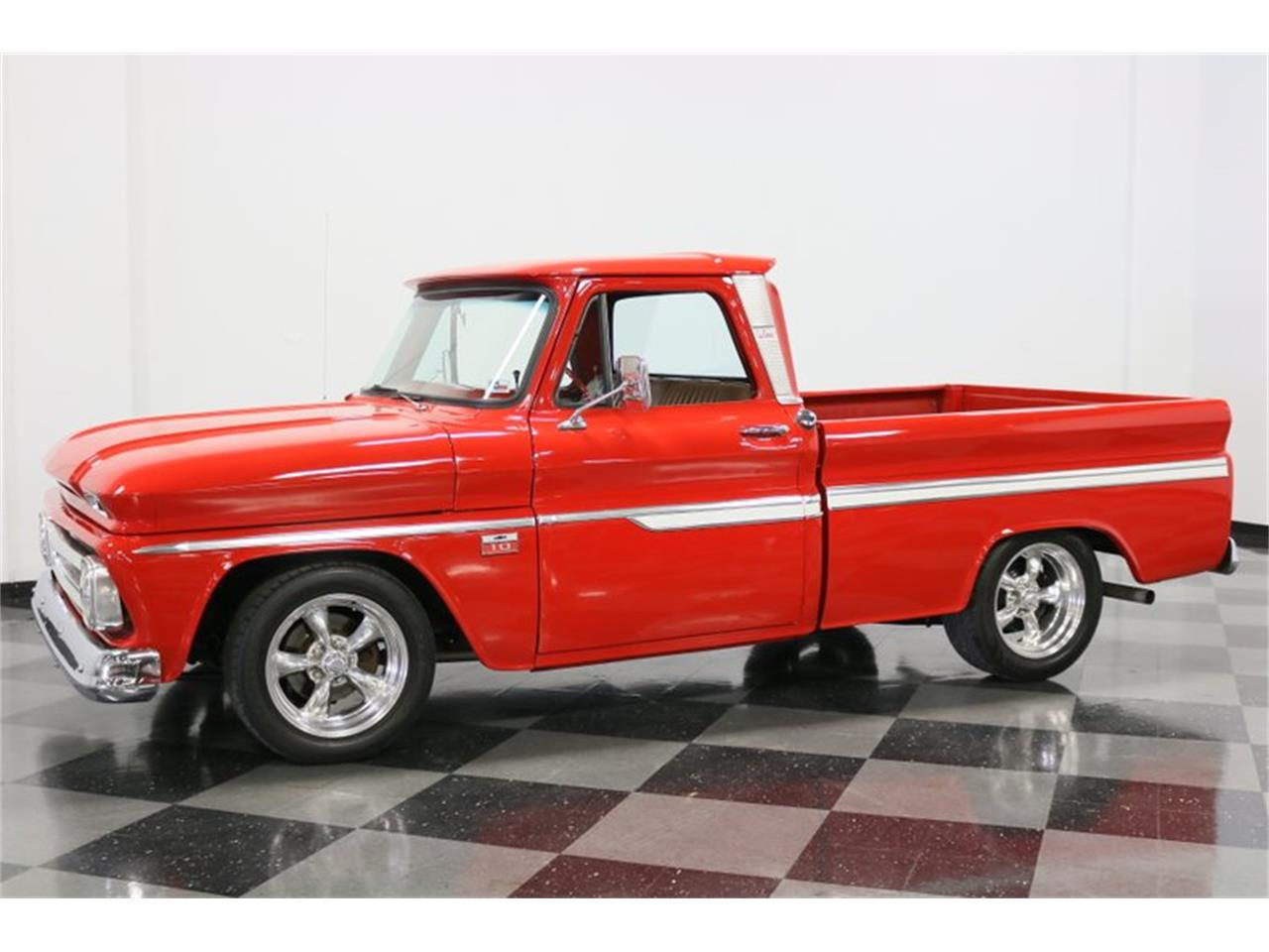 Large Picture of Classic '66 Chevrolet C10 located in Ft Worth Texas - PVCV