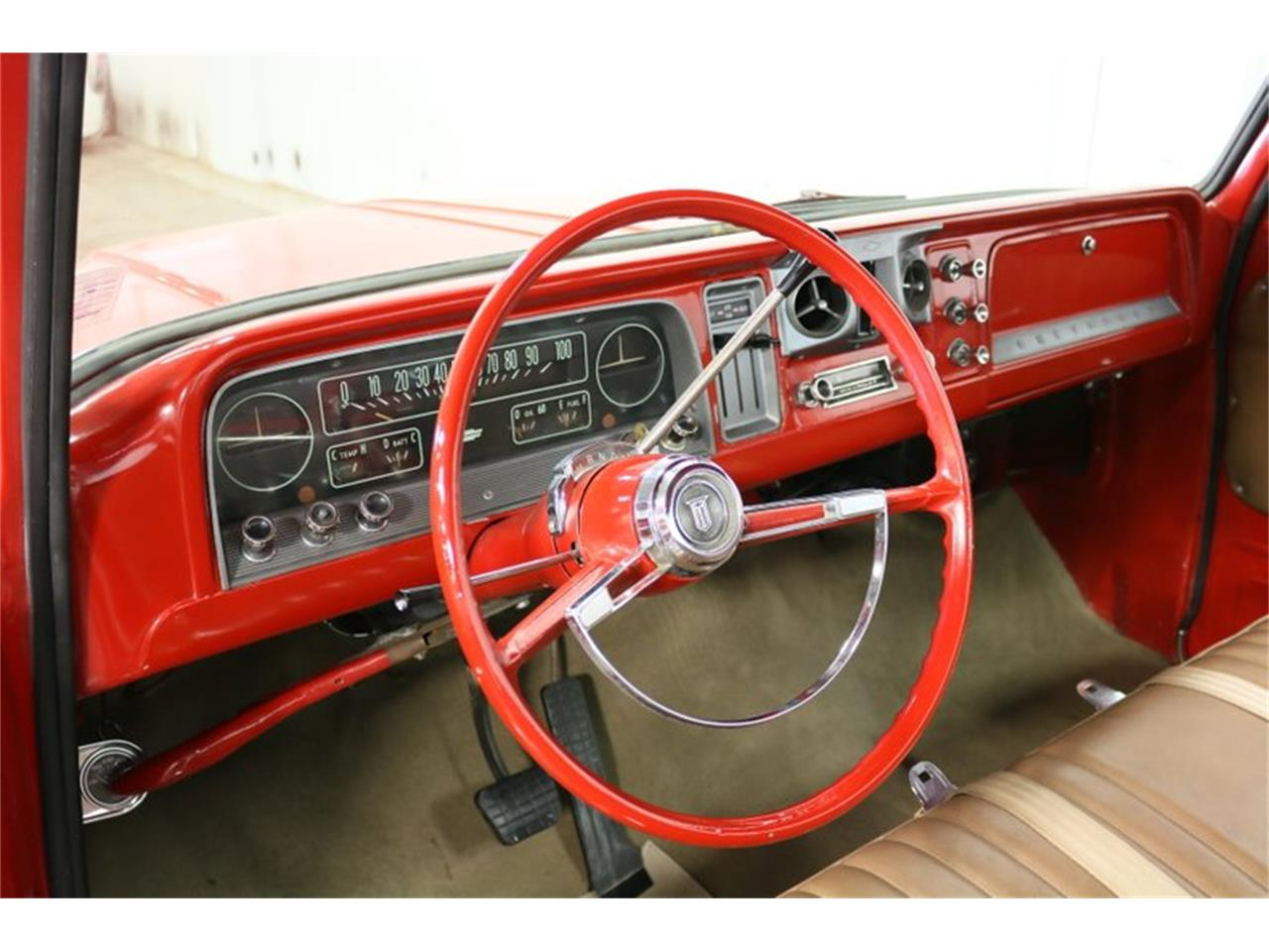 Large Picture of '66 Chevrolet C10 located in Texas - $32,995.00 Offered by Streetside Classics - Dallas / Fort Worth - PVCV