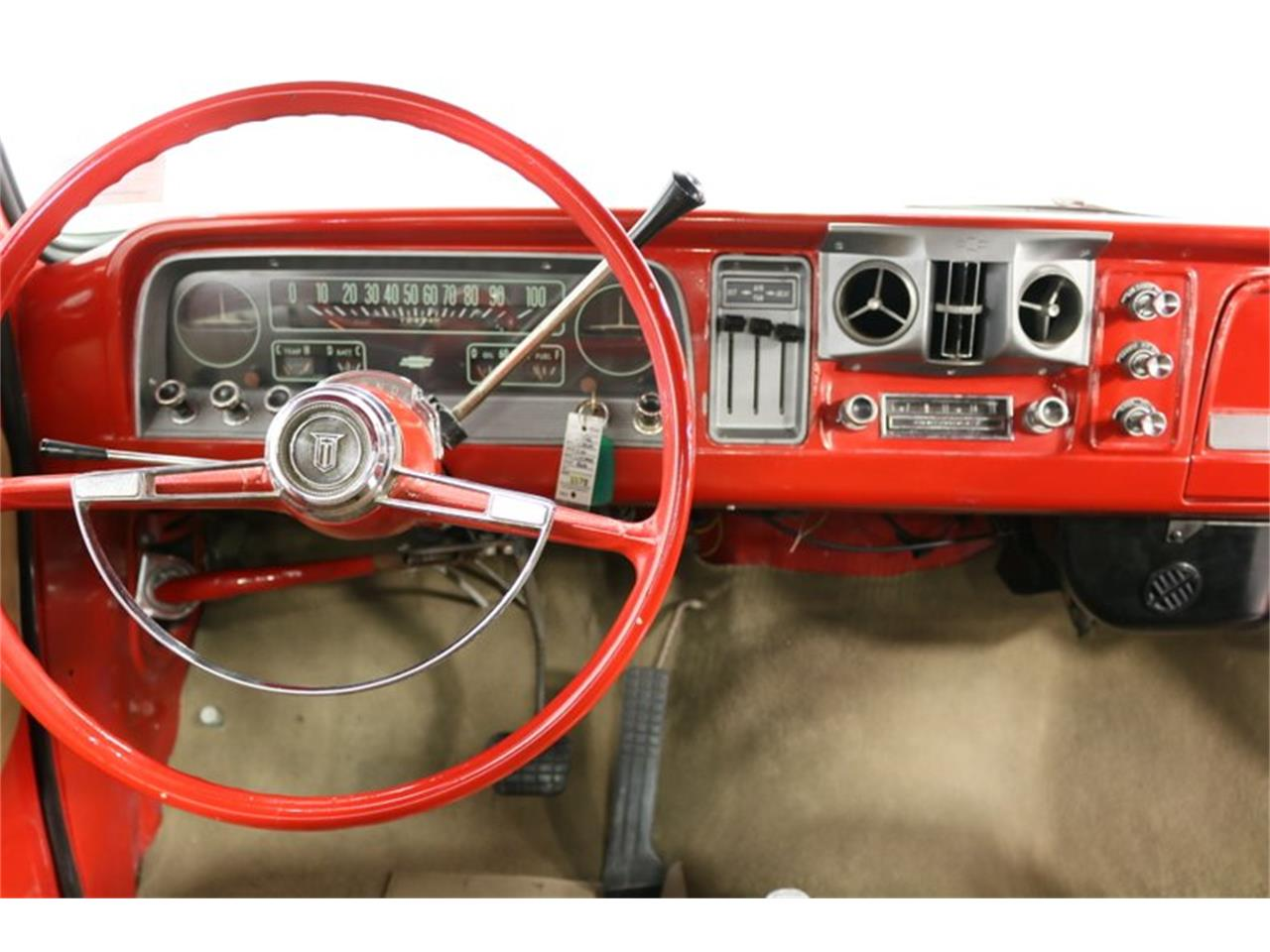 Large Picture of 1966 Chevrolet C10 - $32,995.00 Offered by Streetside Classics - Dallas / Fort Worth - PVCV