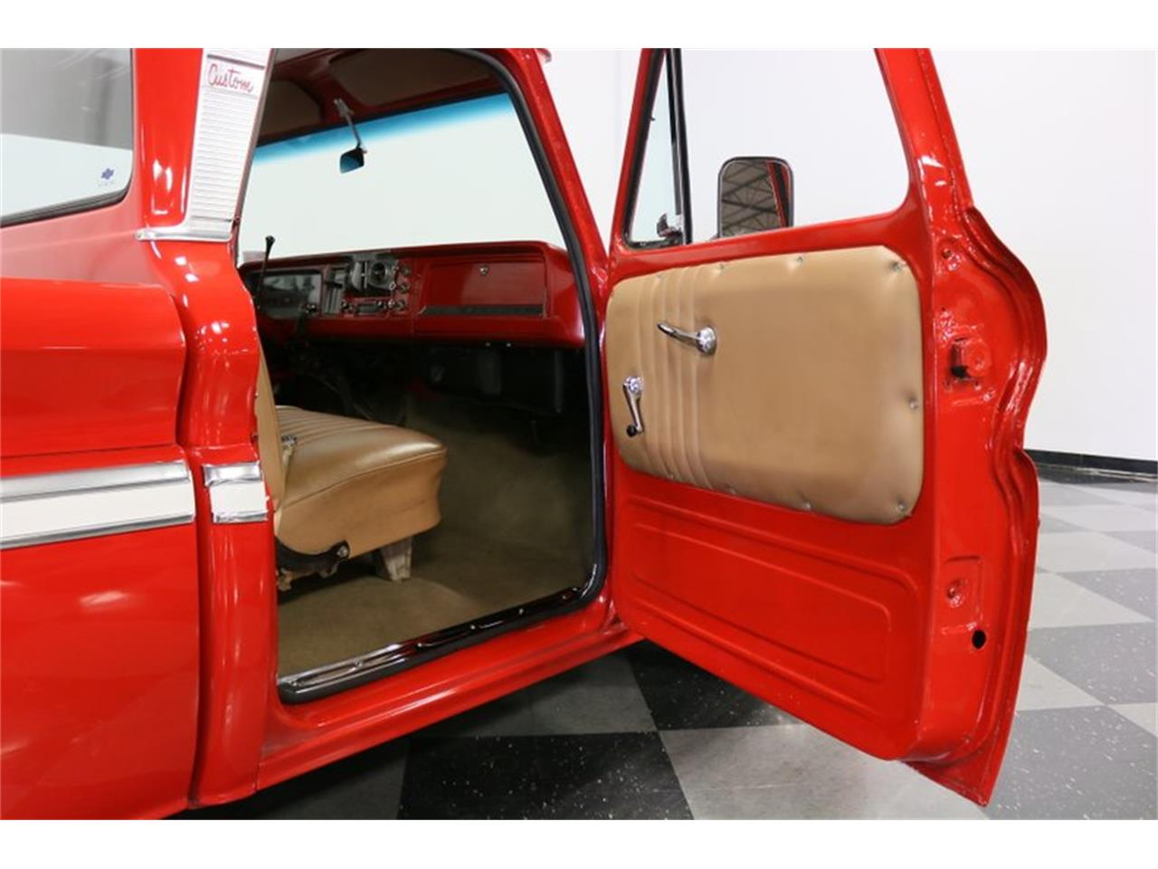 Large Picture of '66 C10 Offered by Streetside Classics - Dallas / Fort Worth - PVCV