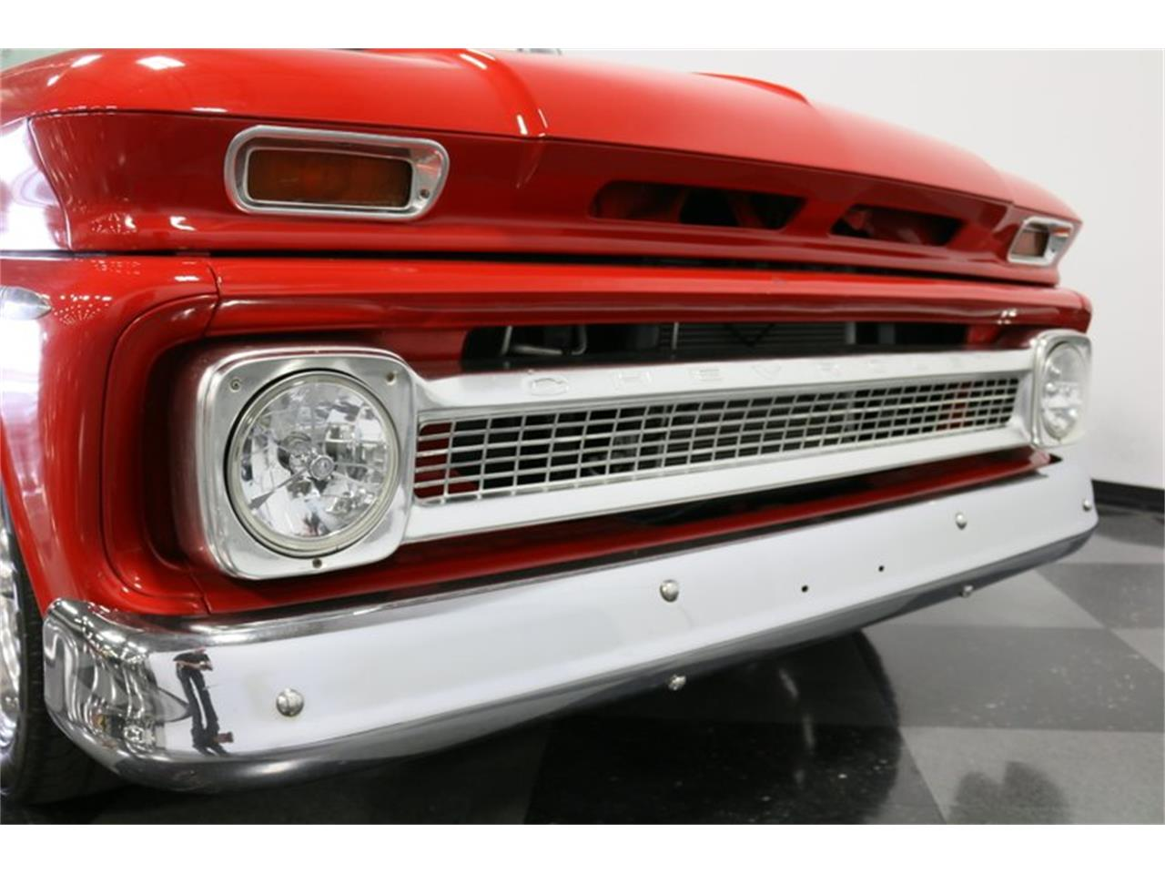 Large Picture of '66 C10 - $32,995.00 Offered by Streetside Classics - Dallas / Fort Worth - PVCV