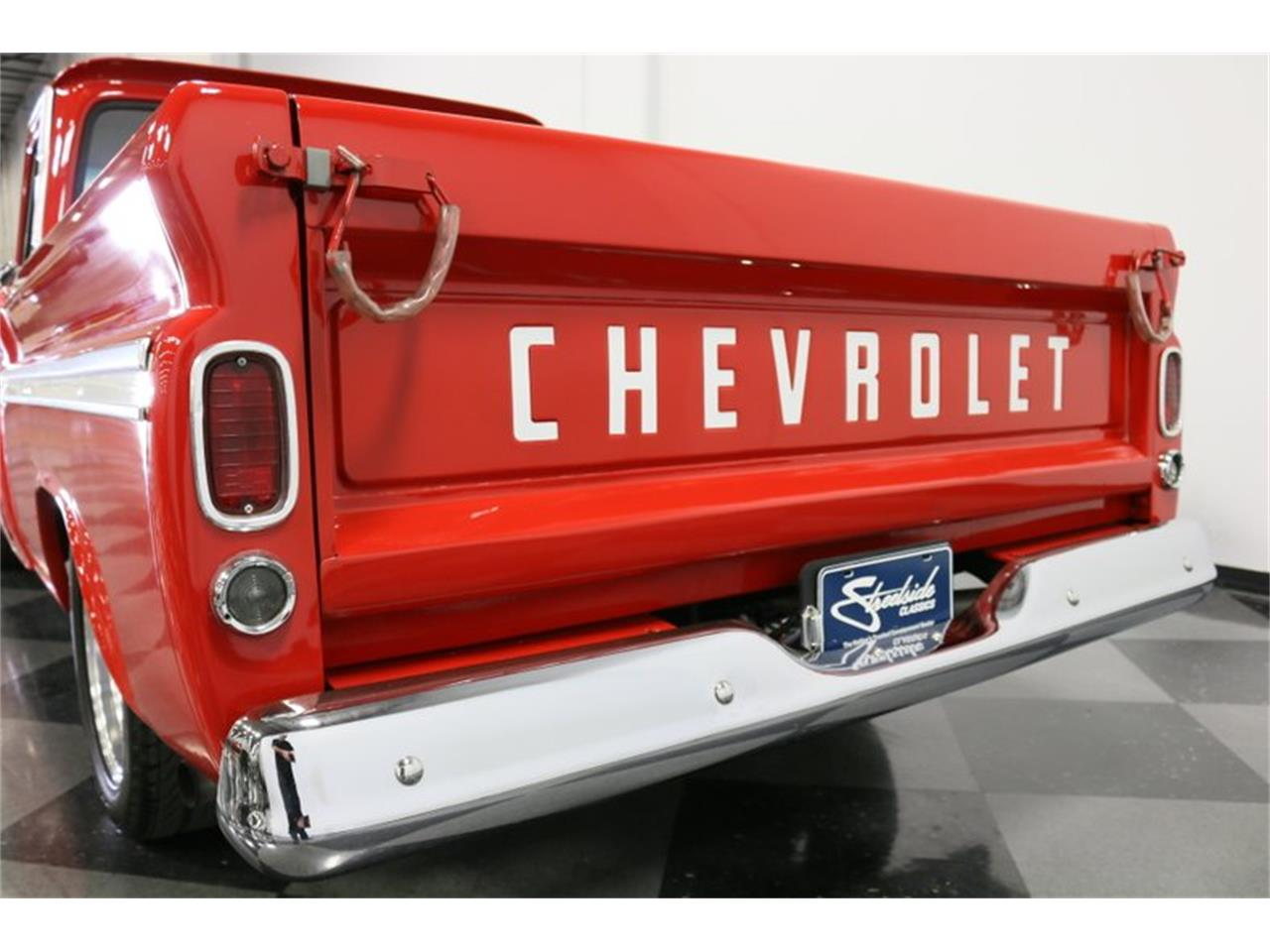 Large Picture of 1966 Chevrolet C10 Offered by Streetside Classics - Dallas / Fort Worth - PVCV