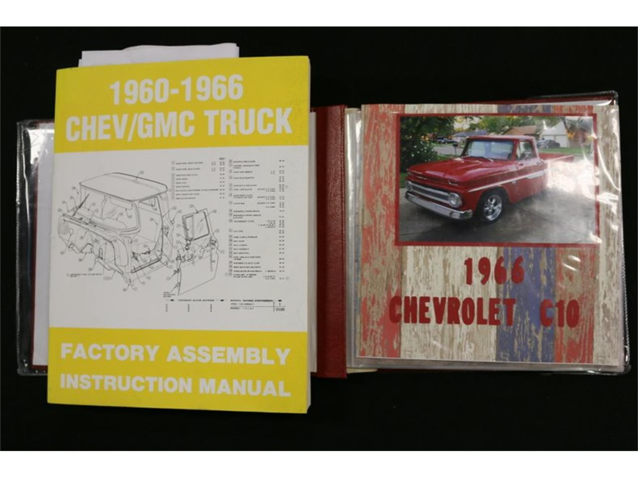 Large Picture of 1966 Chevrolet C10 - $32,995.00 - PVCV