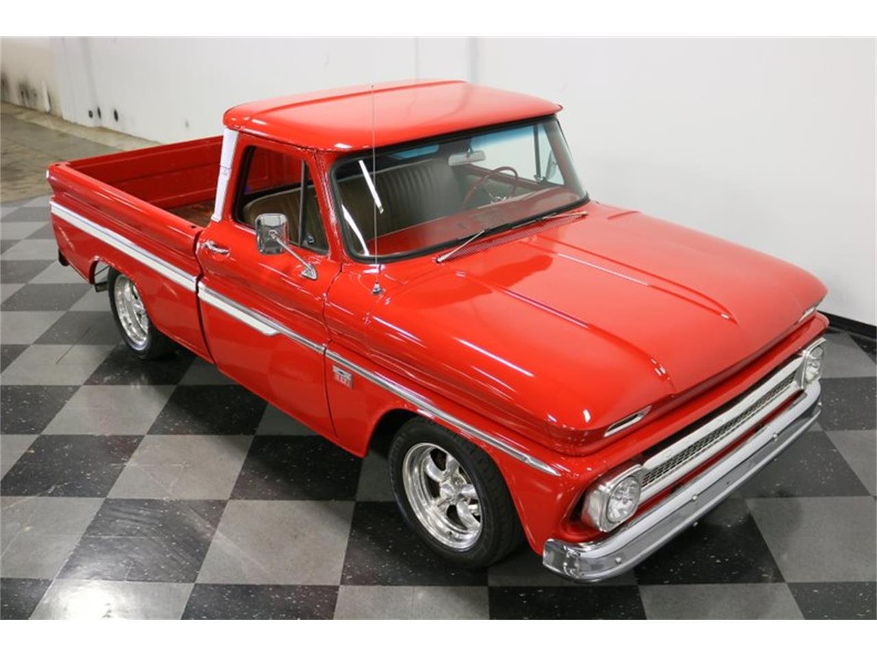 Large Picture of Classic '66 C10 located in Ft Worth Texas - $32,995.00 Offered by Streetside Classics - Dallas / Fort Worth - PVCV