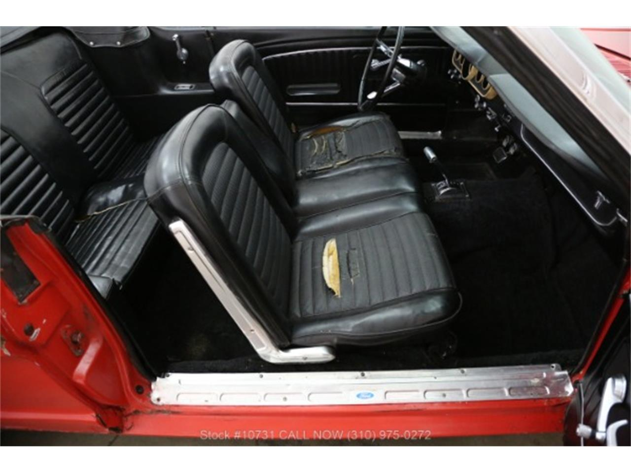 Large Picture of '65 Mustang - PVDE
