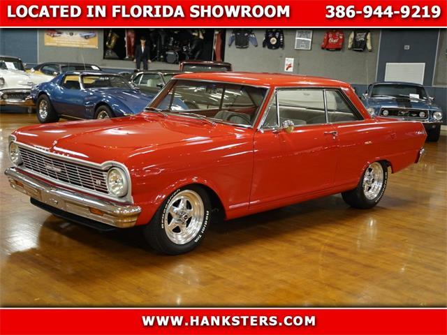 1965 Chevrolet Nova for Sale on ClassicCars com on ClassicCars com