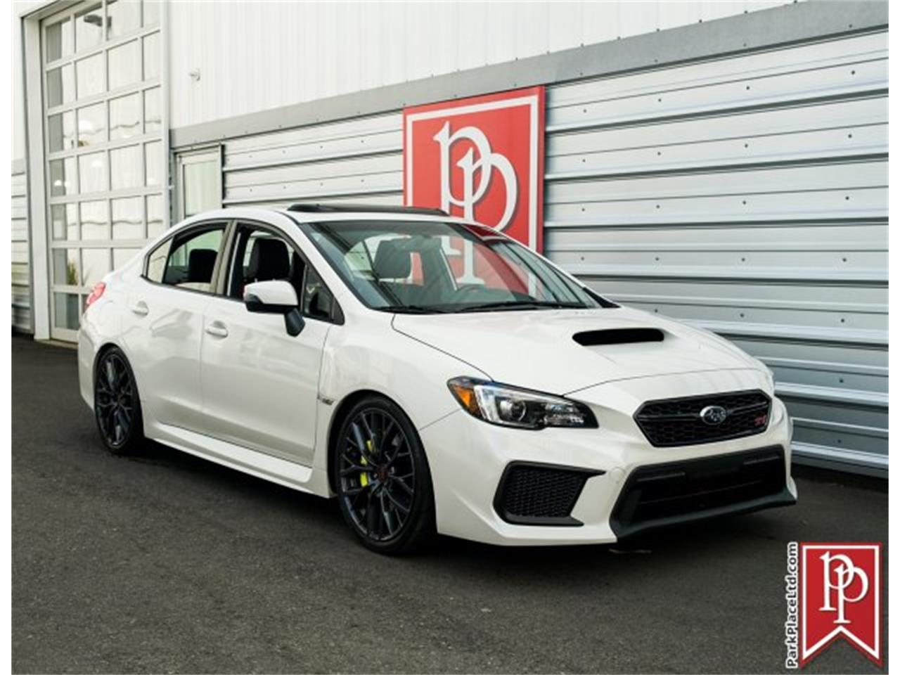 Large Picture of '18 WRX - PVDM