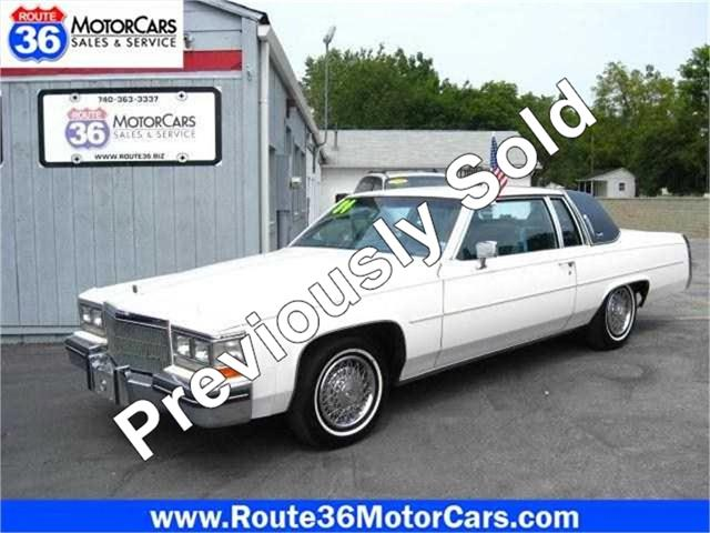 Picture of '84 Cadillac DeVille located in Dublin Ohio Auction Vehicle - PVDO