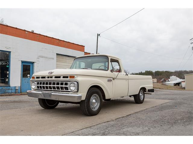 Picture of '65 F100 - PQGZ