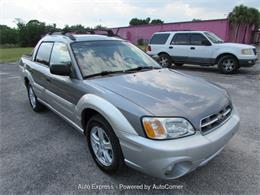 Picture of '05 Outback - PVDT