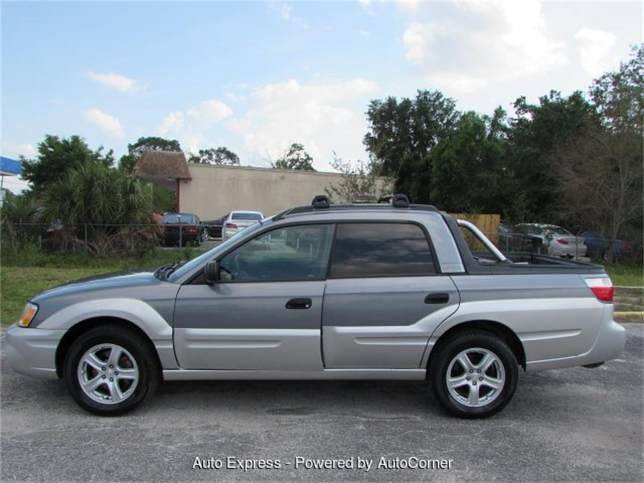 Large Picture of '05 Outback - PVDT