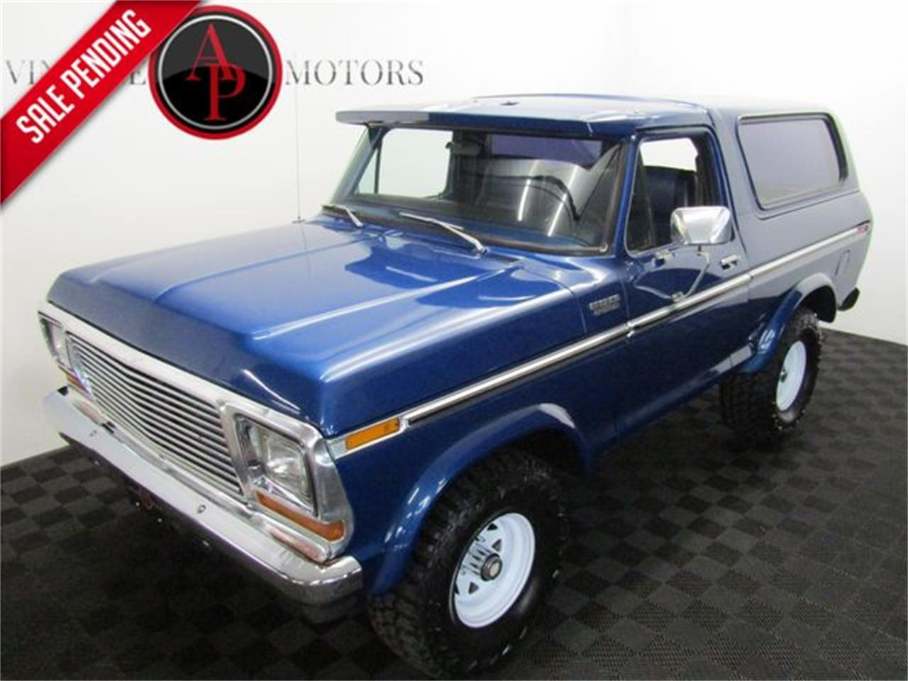 Large Picture of '79 Bronco - PVDW