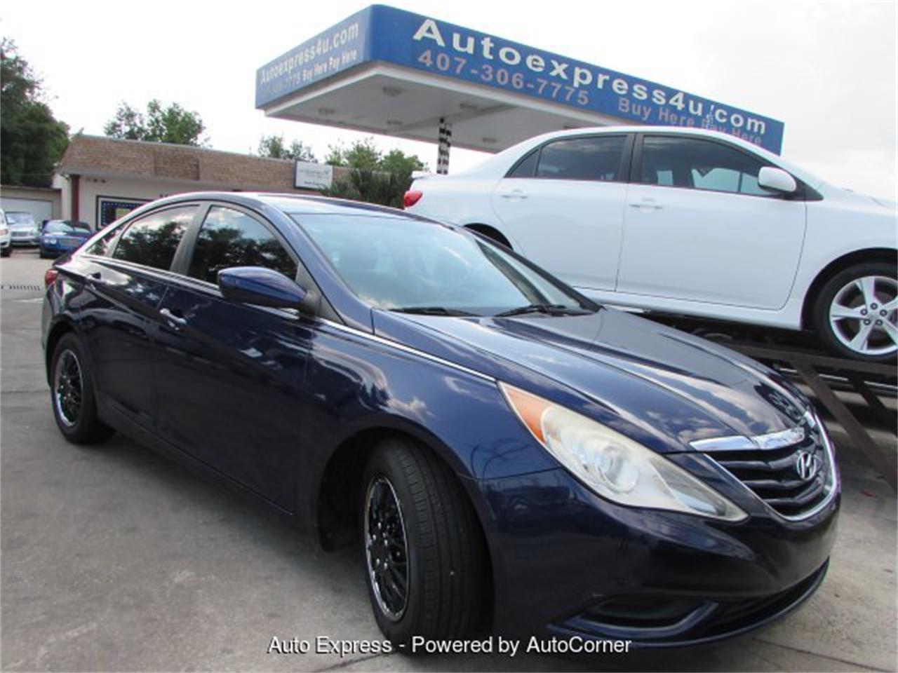 2011 Hyundai Sonata For Sale >> 2011 Hyundai Sonata For Sale Classiccars Com Cc 1207079