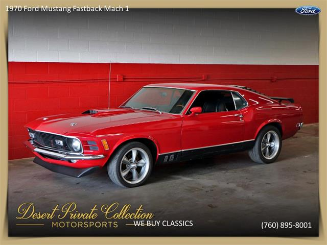 Picture of '70 Mustang Mach 1 - PVE1