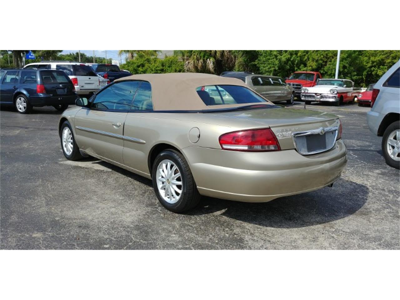 Large Picture of 2002 Chrysler Sebring - $4,999.00 Offered by Seth Lee Auto Sales - PVE5