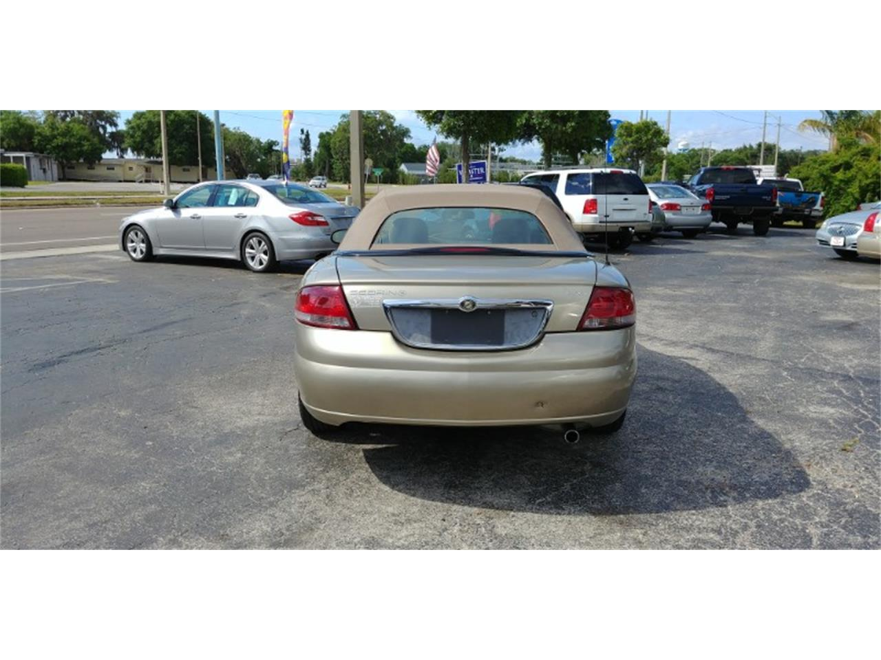Large Picture of 2002 Sebring - $4,999.00 Offered by Seth Lee Auto Sales - PVE5