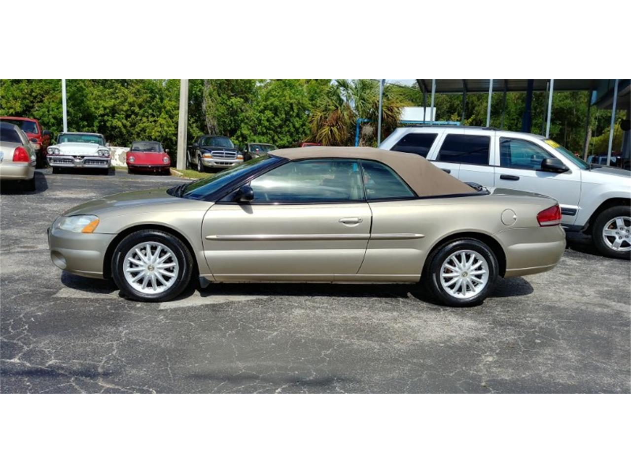 Large Picture of 2002 Chrysler Sebring - PVE5