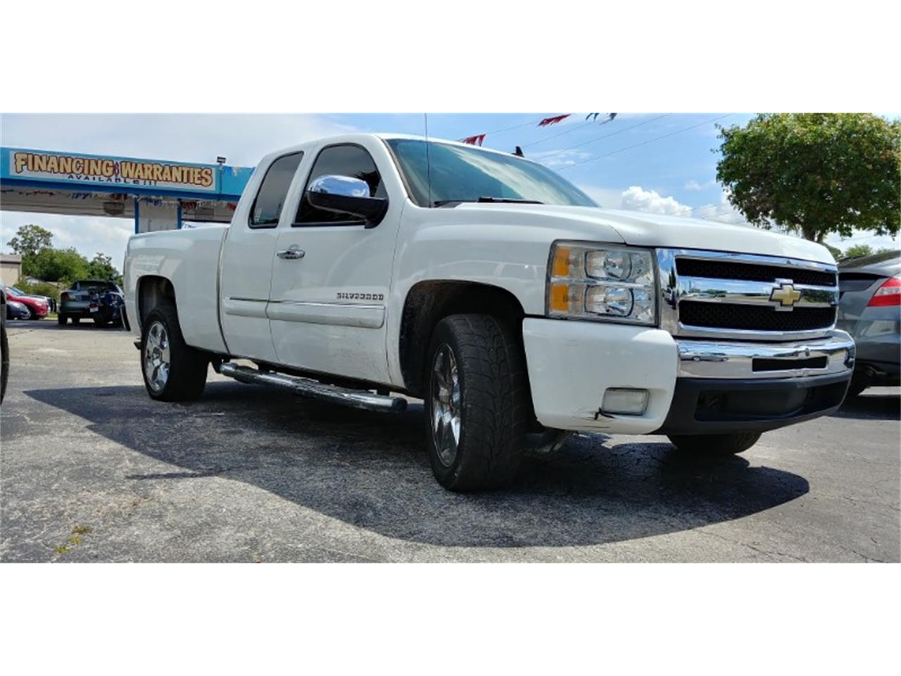 Large Picture of '11 Silverado - PVE7