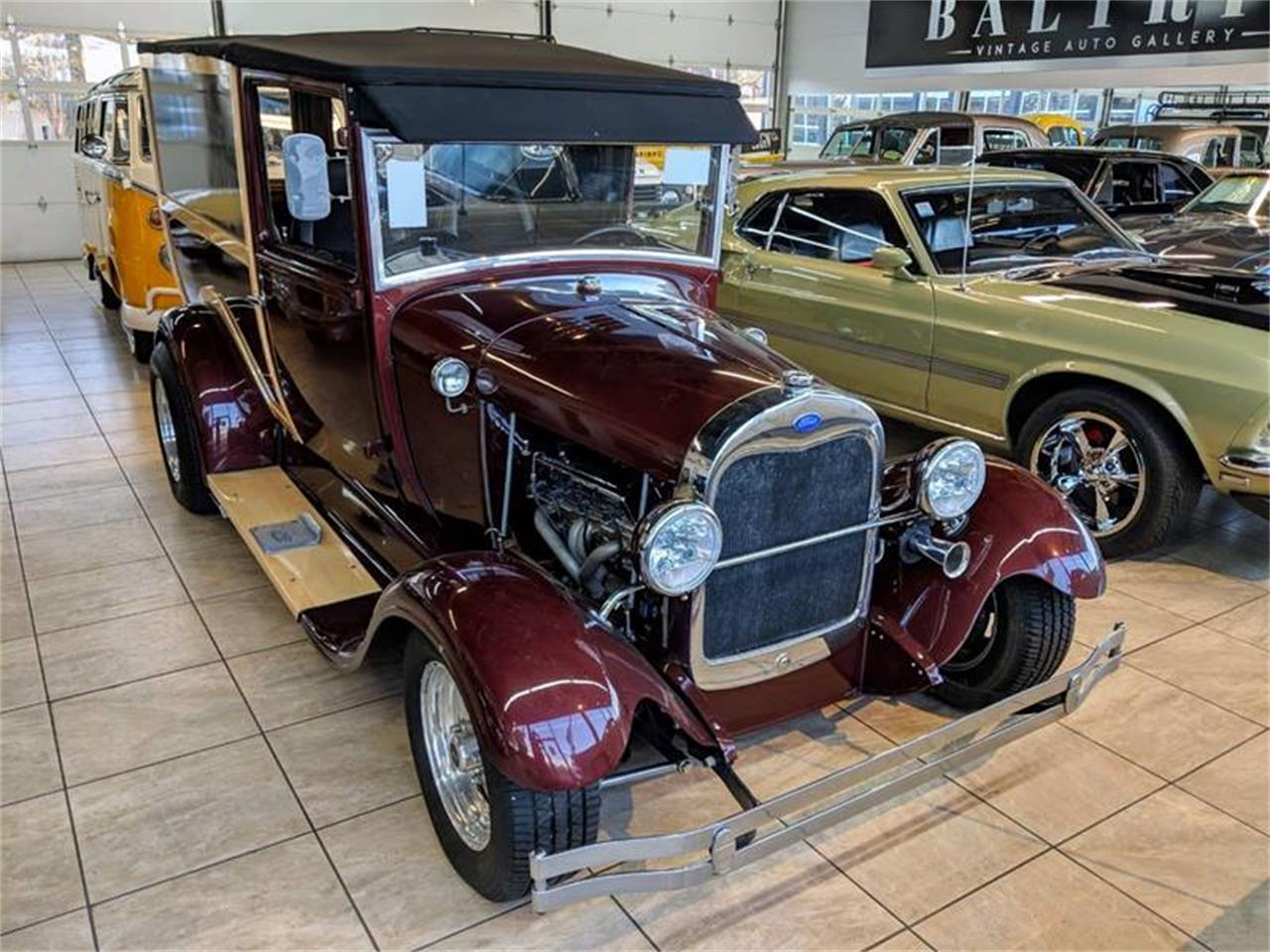 Large Picture of '29 Model A - PVEA