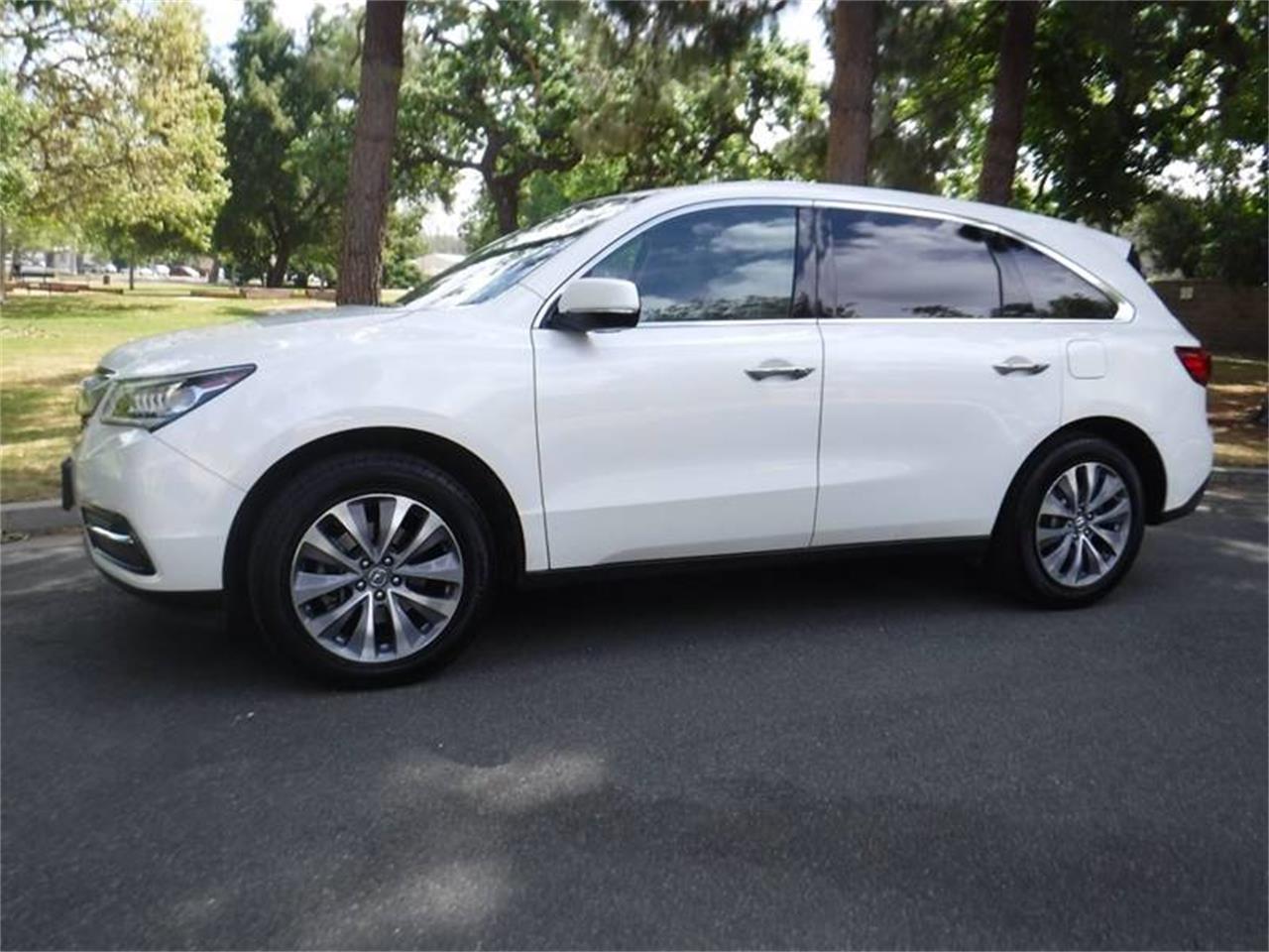 Acura Thousand Oaks >> For Sale 2014 Acura Mdx In Thousand Oaks California