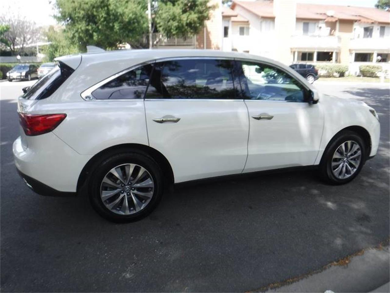 2014 Acura Mdx For Sale >> For Sale 2014 Acura Mdx In Thousand Oaks California