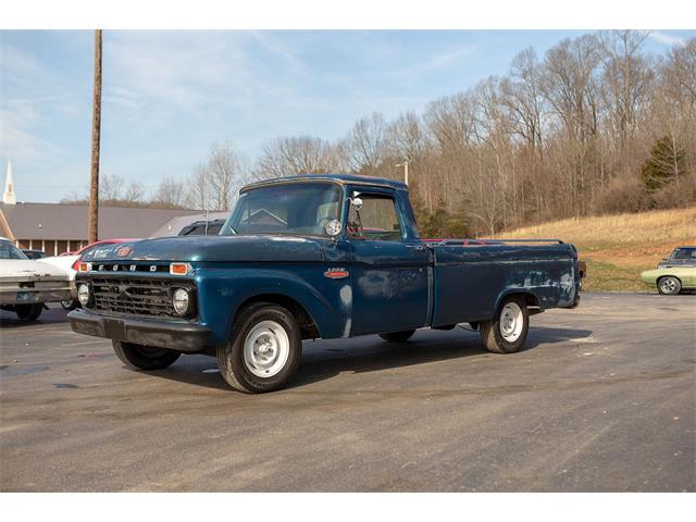 Picture of '66 F100 - PQH3